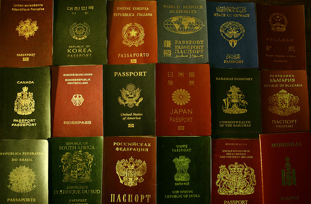 Photo Of Passports